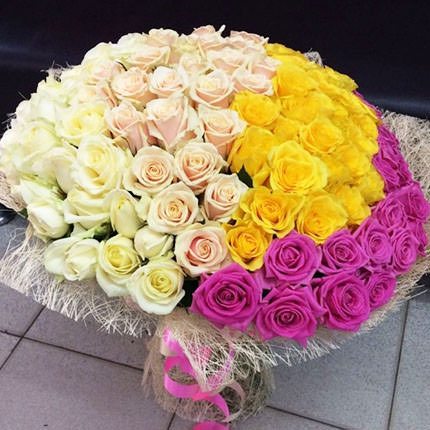 "Bouquet ""Our secret with you"" - delivery in Ukraine"