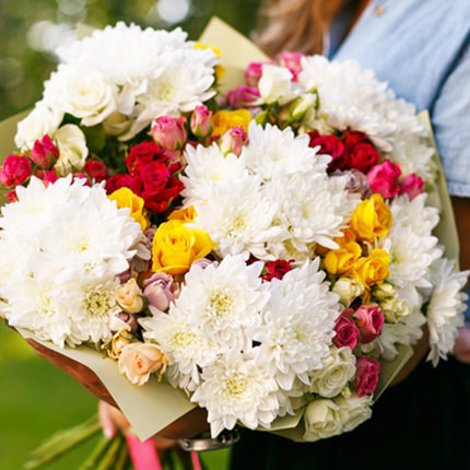 "Bouquet ""Everything for us!"" - delivery in Ukraine"