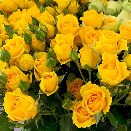 """Bouquet """"Kiss for good luck!"""" - order with delivery"""