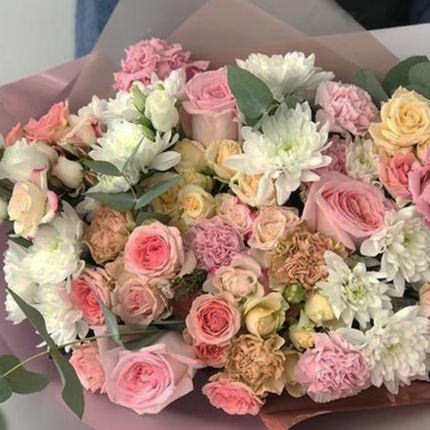 "Bouquet ""Mix of the most tender feelings!"" - delivery in Ukraine"