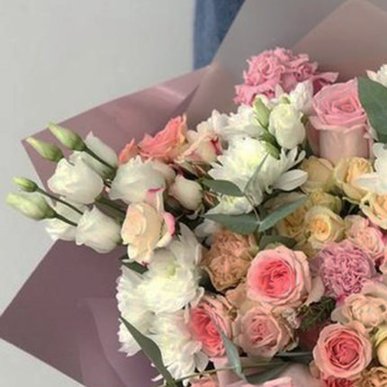 "Bouquet ""Mix of the most tender feelings!"" - order with delivery"