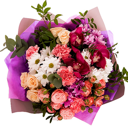 """Bouquet """"The flowering of feelings"""" - delivery in Ukraine"""