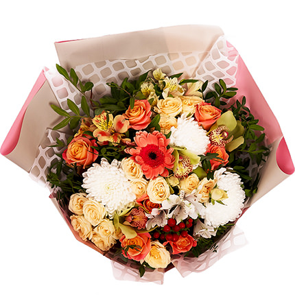 "Bouquet ""My dear"" - delivery in Ukraine"