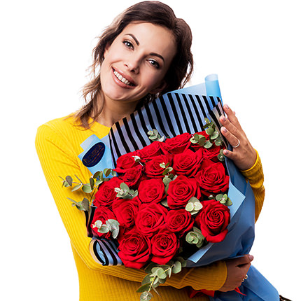 """Stylish bouquet """"Perfection!"""" - order with delivery"""