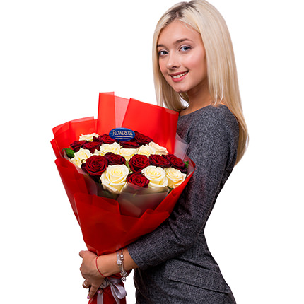 "Bouquet ""Only you!"" - order with delivery"