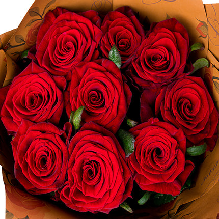 """Bouquet """"By February 14 for the beloved"""" - delivery in Ukraine"""