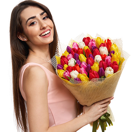 "Bouquet ""Romantic mood"" - delivery in Ukraine"