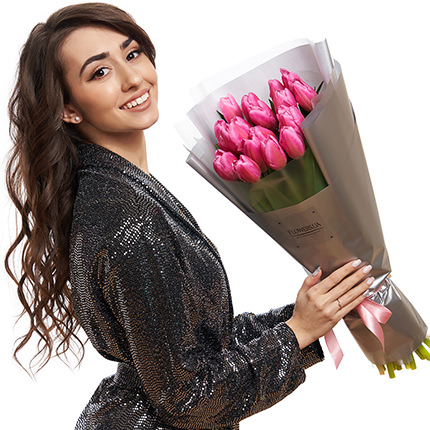 "Bouquet ""Tender feeling"" - delivery in Ukraine"