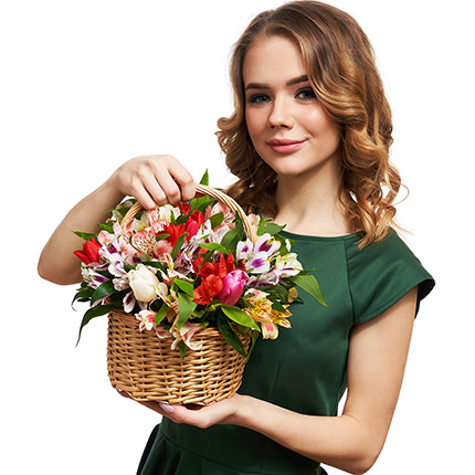 "Basket ""Feast of Love!"" - delivery in Ukraine"