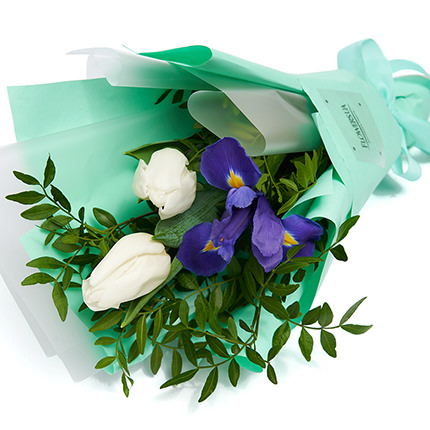 "Bouquet ""Tiffany"" - order with delivery"