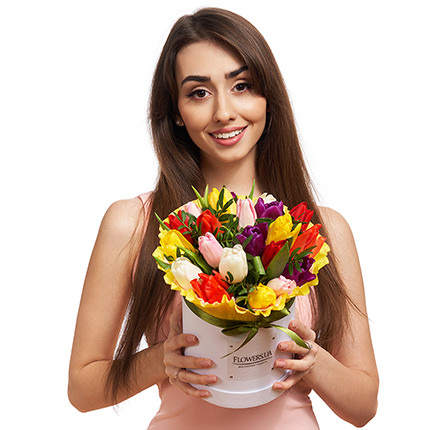 "March 8th set ""To my Beauties"" - delivery in Ukraine"