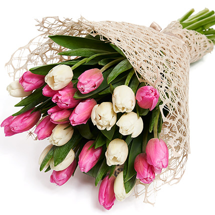 "Delicate bouquet ""Mon amour"" - order with delivery"