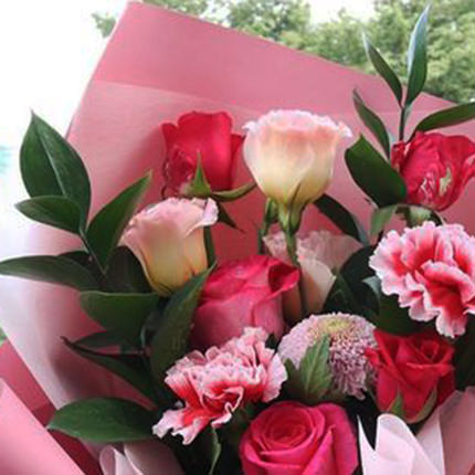"""Bouquet """"Sense of tenderness"""" - order with delivery"""
