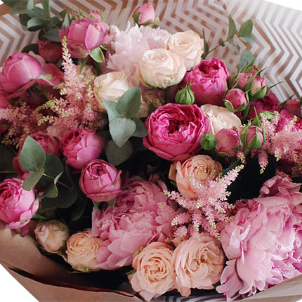 "Bouquet ""Mix of tenderness"" - order with delivery"