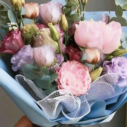 """Delicate bouquet """"Ballerina"""" - delivery in Ukraine"""