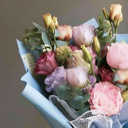 """Delicate bouquet """"Ballerina"""" - order with delivery"""