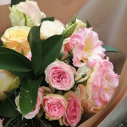 "Author's bouquet ""Dessert"" - delivery in Ukraine"