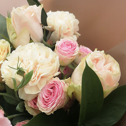 """Author's bouquet """"Dessert"""" - order with delivery"""
