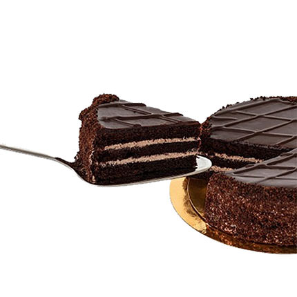 "Cake ""Chocolate"" - order with delivery"