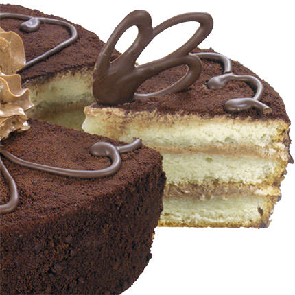"Cake ""Truffle"" - delivery in Ukraine"