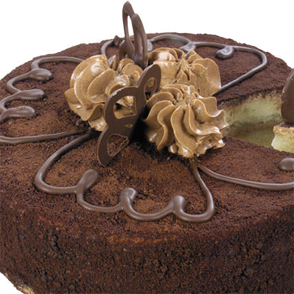 """Cake """"Truffle"""" - order with delivery"""