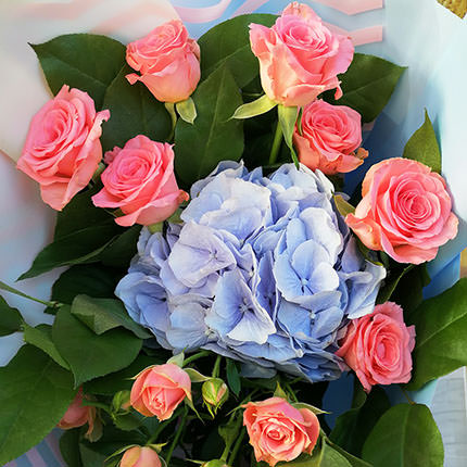 "Author's bouquet ""Harmony"" - order with delivery"