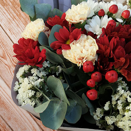 """Author's bouquet """"Classic"""" - order with delivery"""