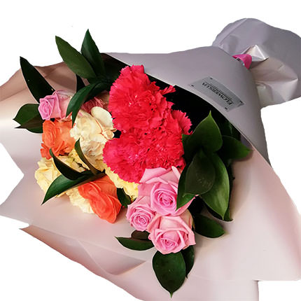 "Author's bouquet ""Bright day!"" - delivery in Ukraine"