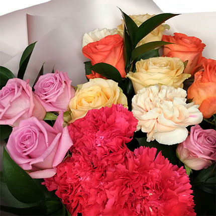 "Author's bouquet ""Bright day!"" - order with delivery"