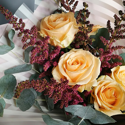 "Author's bouquet ""Sophisticated natures"" - delivery in Ukraine"
