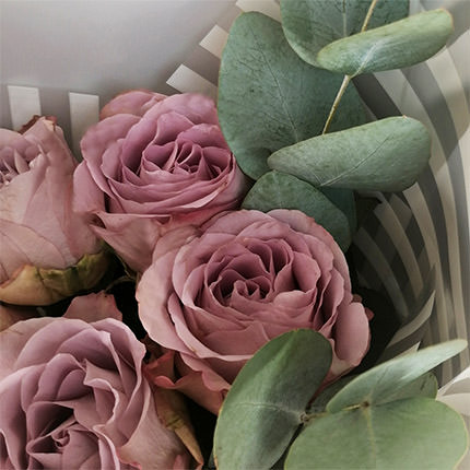 """Bouquet of 5 roses """"Memory Lane"""" - delivery in Ukraine"""