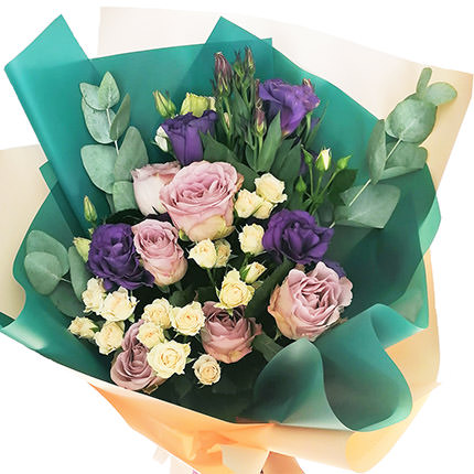 """Author bouquet """"Happiness exists!"""" - delivery in Ukraine"""