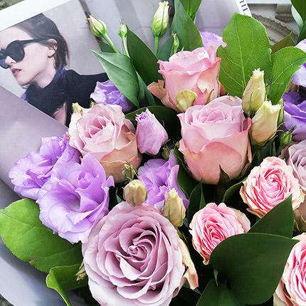 """Author's bouquet """"Romance of Paris"""" - delivery in Ukraine"""