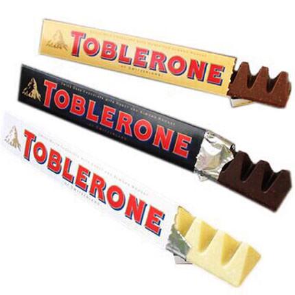 """Шоколад """"Toblerone"""" (в асортименті) - доставка по Україні"""