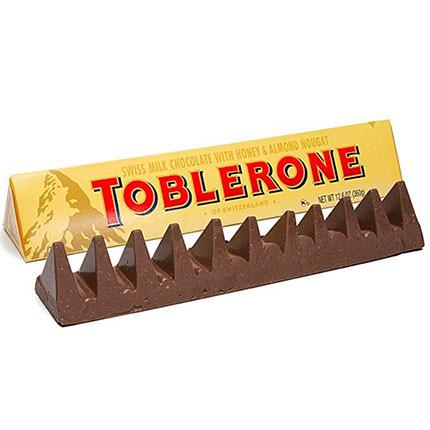 """Шоколад """"Toblerone"""" (в асортименті) - замовити з доставкою"""