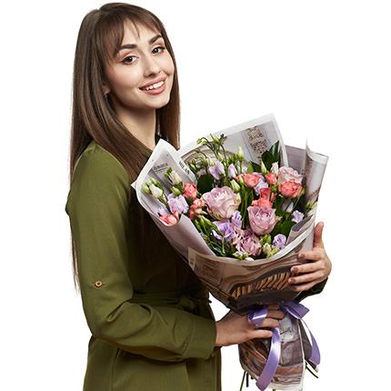 """Author's bouquet """"Sweet hugs"""" - delivery in Ukraine"""