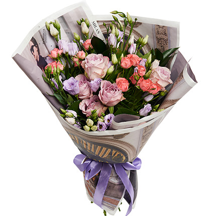 """Author's bouquet """"Sweet hugs"""" - order with delivery"""
