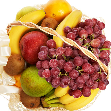 "Fruit basket ""Bright mix"" - order with delivery"