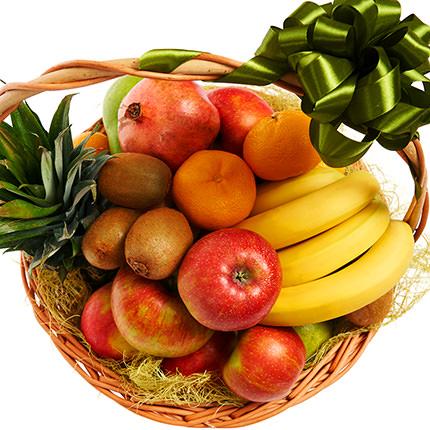 Large fruit basket - order with delivery