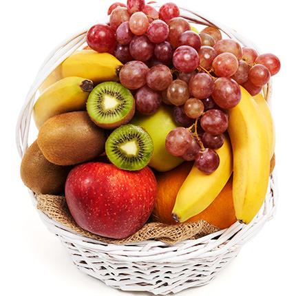 """Кошик фруктів """"Фруктовий хiт"""" - замовити з доставкою"""