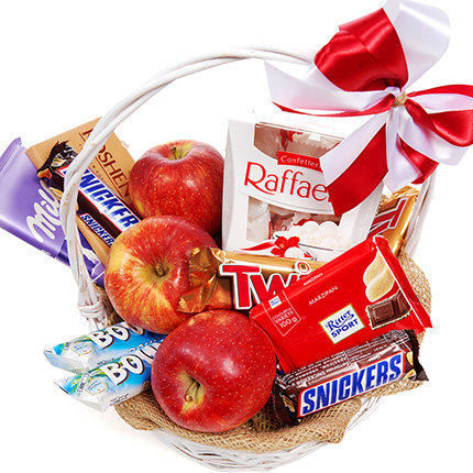 "Gift basket ""Temptation"" - order with delivery"