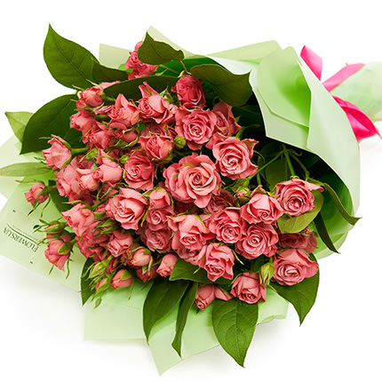 Bouquet of spray roses  - order with delivery