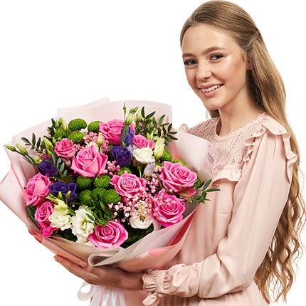 "Delicate bouquet ""Wonderful waltz"" - delivery in Ukraine"