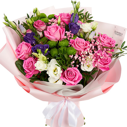 """Delicate bouquet """"Wonderful waltz"""" - order with delivery"""