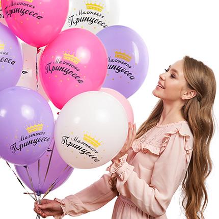 """Коллекция шариков """"Принцесса"""" - заказать с доставкой"""
