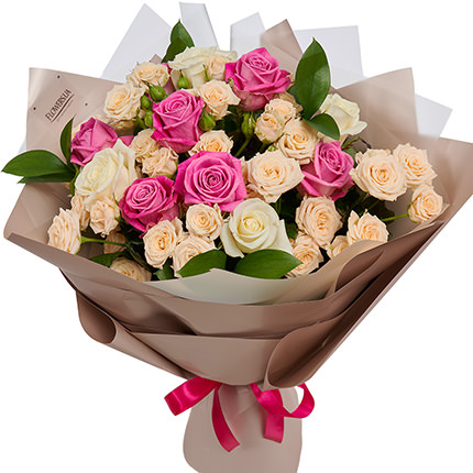 "Romantic bouquet ""Juliet"" - order with delivery"
