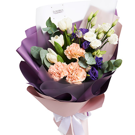"""Bouquet """"Magic Amethyst"""" - order with delivery"""