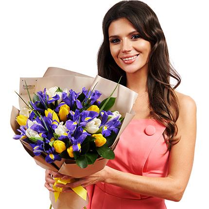 "Bouquet ""Spring Sun"" - delivery in Ukraine"