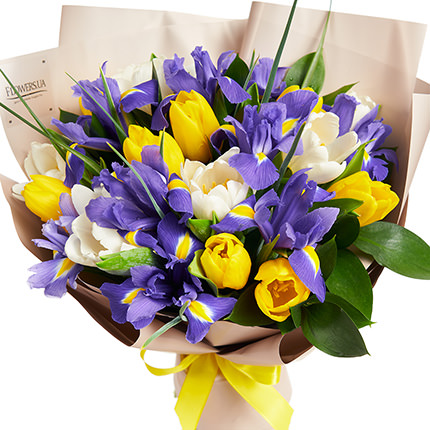 "Bouquet ""Spring Sun"" - order with delivery"
