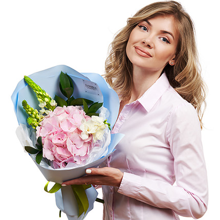 """Author's bouquet """"Harmony in the soul"""" - delivery in Ukraine"""